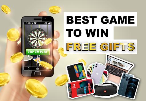 Gift Darts: free gifts, giveaways, fun game 1.519 screenshots 1