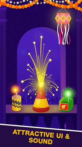 Diwali Cracker Simulator- Fireworks Game 4.03 screenshots 5