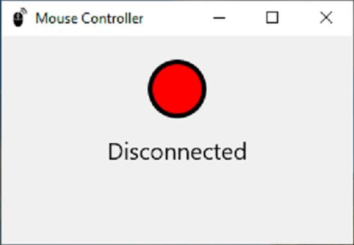 Foto do Mouse Controller