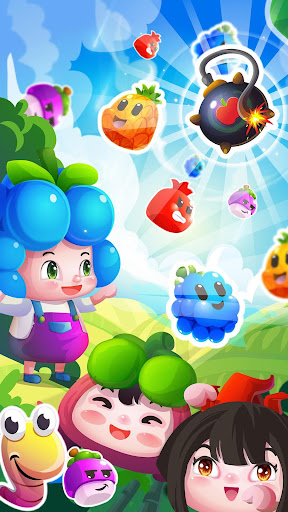 Fruit Puzzle Wonderland  screenshots 14