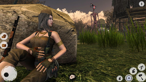 Siren Head Horror Game - Survival Island Mod 2021  screenshots 2