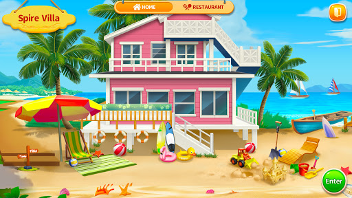 Cooking Home: Design Home in Restaurant Games 1.0.25 Screenshots 13
