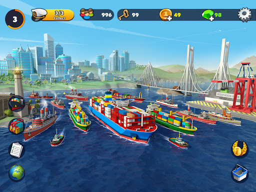 Port City: Ship Tycoon  screenshots 2