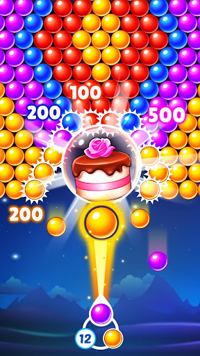 Bubble Shooter ud83cudfaf Pastry Pop Blast apk 2.3.9 screenshots 2
