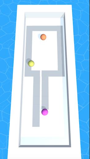 perfect line fill 3d screenshot 1