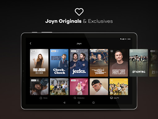 Joyn | deine Streaming App android2mod screenshots 11