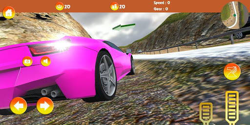 Real Car Simulator 2  screenshots 3