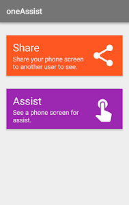 Screen Share - Remote Assistance 5.7