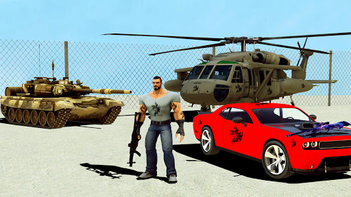 Real Gangster Hero: Action Adventure Games 2021 modavailable screenshots 7