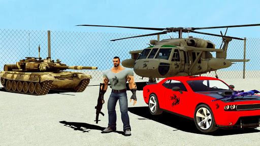 Real Gangster Hero: Action Adventure Games 2021  screenshots 7