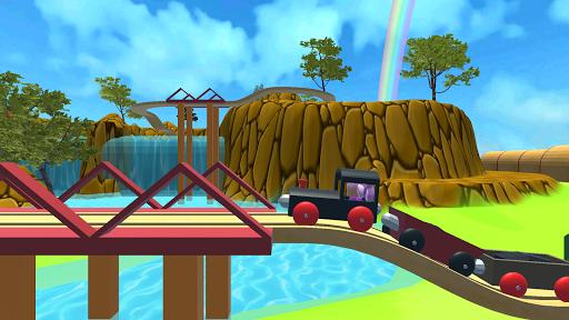 Baby Train 3D 1.42 screenshots 2
