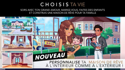 Code Triche KIM KARDASHIAN: HOLLYWOOD (Astuce) APK MOD screenshots 2