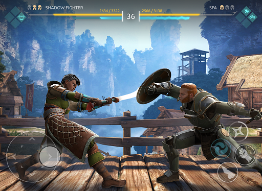 Shadow Fight Arena u2014 PvP Fighting game 0.4.22 screenshots 15