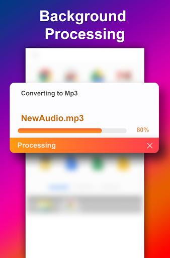 Video to MP3 Converter 1.1.8 Screenshots 5