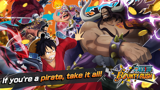 ONE PIECE Bounty Rush Ver. 40200 MOD Menu APK | Dumb AIs | No Skill Cooldown 1