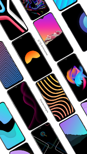 AmoledPapers Apk- vibrant wallpapers (Paid) 1
