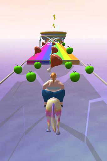 Fat 2 Fit! Unicorn Challenge  screenshots 10