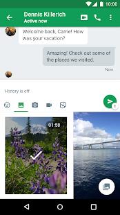 Hangouts screenshots 3