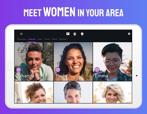 Wapa: Lesbian Dating, Find a Match & Chat to Women 13.7.0.6 Screenshots 9