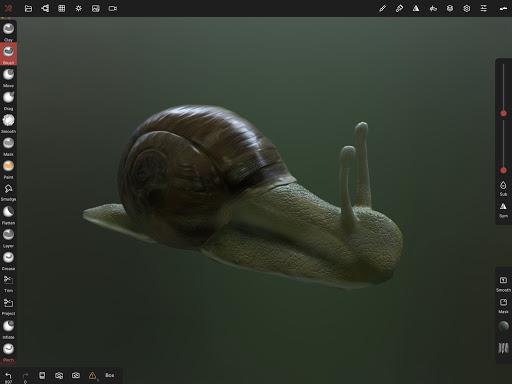 Nomad Sculpt 1.40 Screenshots 11