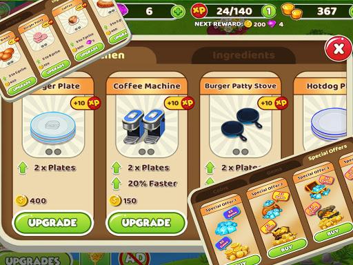Cooking Warrior: Cooking Food Chef Fever 2.5 screenshots 8