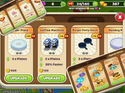 Cooking Warrior: Cooking Food Chef Fever 8