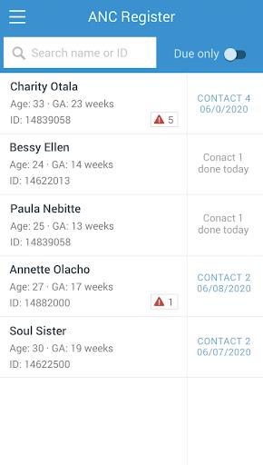 malawi his (eregister) app screenshot 3