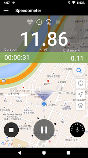 Openrider - GPS Cycling Riding 5.2.0 Screenshots 3