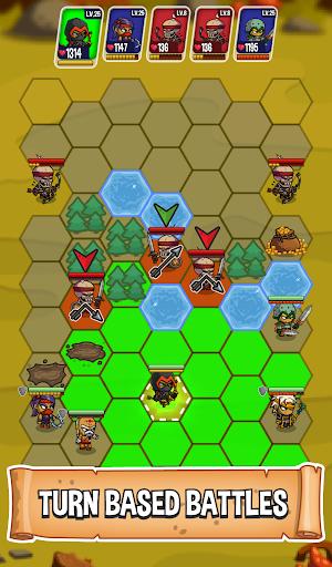 Five Heroes: The King's War  screenshots 17
