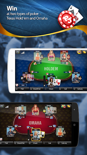 Poker Jet: Texas Holdem and Omaha  Screenshots 3