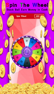 Stack Ball Earn Money APK + MOD (Unlimited Money) 3