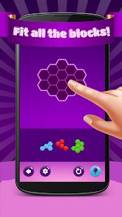 Hexa Puzzle Hero 1.78 screenshots 1