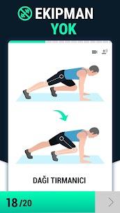 Kilo Verme Egzersizleri – 30 Günde Kilo Ver Erkek Apk 2021 4