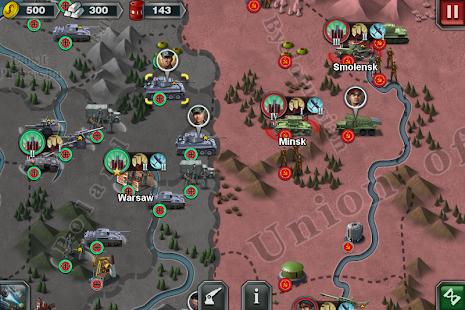 World Conqueror 3  - WW2  Strategy game 1.2.42 screenshots 1