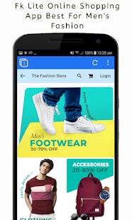 FK Lite - All Online Shopping Apps
