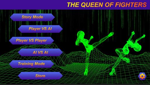 The Queen Of Fighters 1.3 screenshots 1