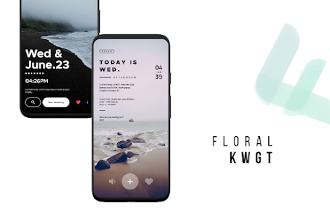 Floral Kwgt APK (PAID) Download for Android 7