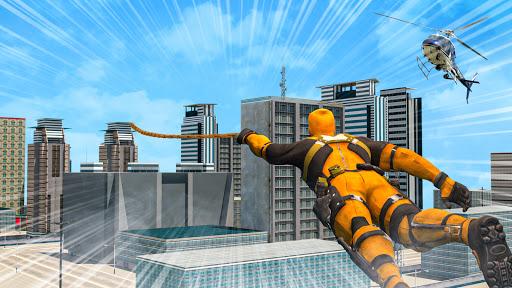 Miami Rope Hero Open World Spider: City Gangster  screenshots 1