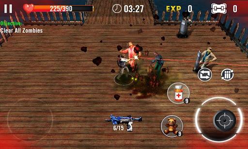 Zombie Overkill 3D 1.0.5 de.gamequotes.net 4