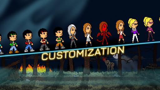 equator 8-bit pixel fighting screenshot 3