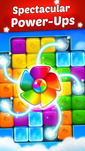 Fruit Cube Blast modavailable screenshots 3