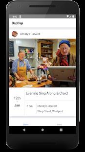 DapDap Local Events 1.2.27 Screenshots 1