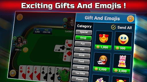 Spades Free - Multiplayer Online Card Game modavailable screenshots 11