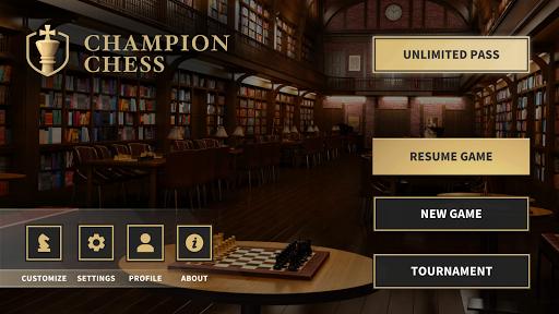 Champion Chess  screenshots 7