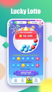 Lucky Now! Scratch, Spin, Play Lottery & Win Money 3