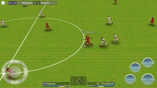 Ligue de football du monde screenshots apk mod 1