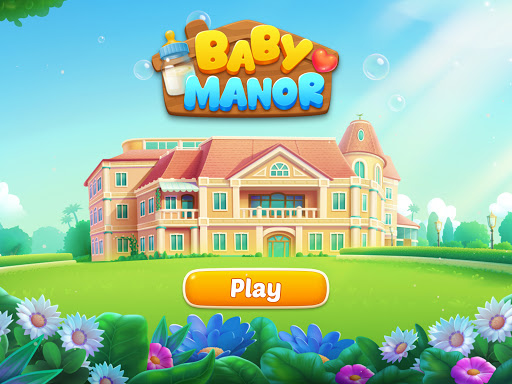 Baby Manor: Baby Raising Simulation & Home Design apkpoly screenshots 14