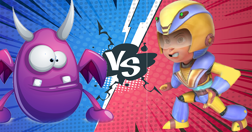 vir the robot boy game, VIR VS VIRUS : Veer game apkpoly screenshots 20