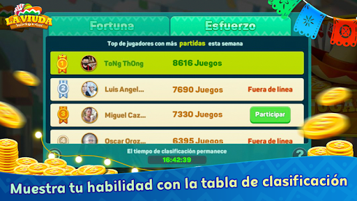 La Viuda ZingPlay: El mejor Juego de cartas Online 1.1.25 Screenshots 14