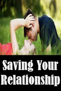 Saving Your Relationship